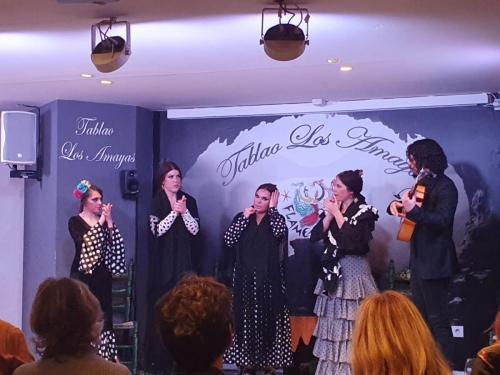 Málaga- Flamenco