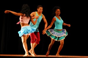 Salsa - Conjunto Folklórico Nacional de Cuba